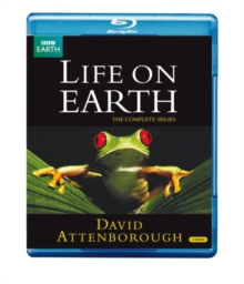 Life On Earth, Blu-ray  DVD