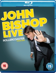 John Bishop: Live - Rollercoaster Tour, Blu-ray  BluRay