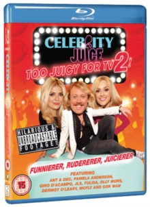 Celebrity Juice: Too Juicy for TV 2, Blu-ray  BluRay