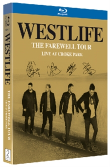 Westlife: The Farewell Concert - Live from Croke Park, Blu-ray  BluRay