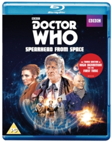 Doctor Who: Spearhead from Space, Blu-ray  BluRay