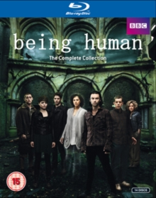 Being Human: Complete Series 1-5, Blu-ray  BluRay