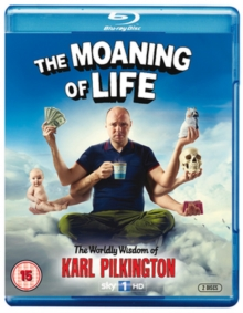 The Moaning of Life, Blu-ray BluRay