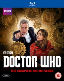 Doctor Who: The Complete Eighth Series, Blu-ray BluRay