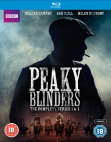 Peaky Blinders: The Complete Series 1 and 2, Blu-ray BluRay