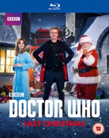 Doctor Who: Last Christmas, Blu-ray  BluRay