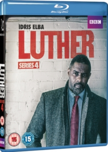 Luther: Series 4, Blu-ray  BluRay