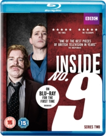 Inside No. 9: Series Two, Blu-ray BluRay