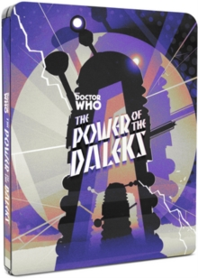 Doctor Who: The Power of the Daleks, Blu-ray BluRay