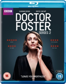 Doctor Foster: Series 2, Blu-ray BluRay