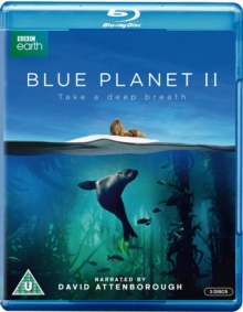 Blue Planet II, Blu-ray BluRay