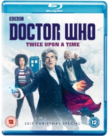 Doctor Who: Twice Upon a Time, Blu-ray BluRay