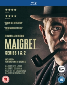 Maigret: Series 1 & 2, Blu-ray BluRay