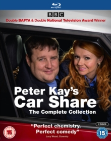 Peter Kay's Car Share: The Complete Collection, Blu-ray BluRay