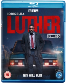 Luther: Series 5, Blu-ray BluRay