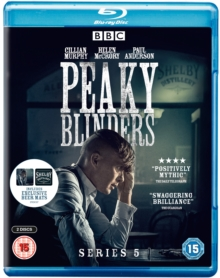 Peaky Blinders: Series 5, Blu-ray BluRay