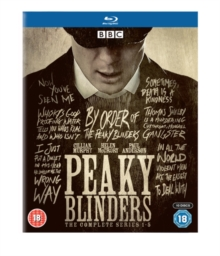 Peaky Blinders: The Complete Series 1-5, Blu-ray BluRay
