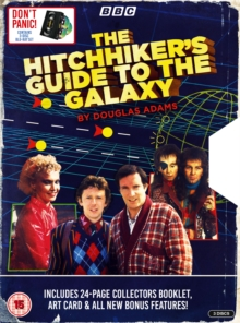 The Hitchhiker's Guide to the Galaxy: The Complete Series, Blu-ray BluRay