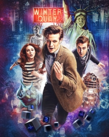 Doctor Who: The Complete Seventh Series, Blu-ray BluRay