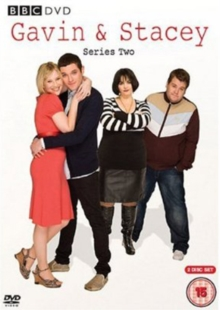 Gavin and Stacey: Series 2, DVD  DVD
