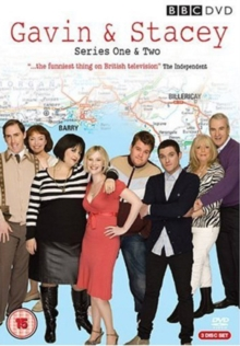 Gavin and Stacey: Series 1 and 2, DVD  DVD