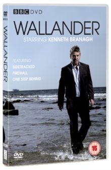 Wallander: Series 1, DVD  DVD