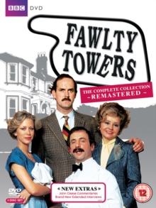 Fawlty Towers: Remastered, DVD  DVD
