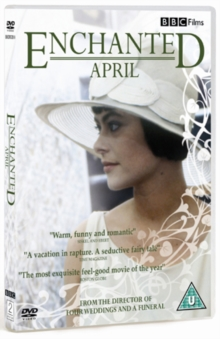 Enchanted April, DVD  DVD