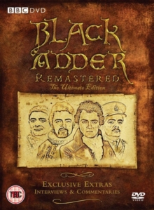 Blackadder: Remastered - The Ultimate Edition, DVD  DVD