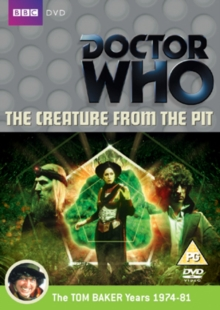 Doctor Who: The Creature from the Pit, DVD  DVD