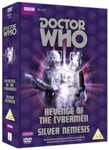 Doctor Who: Cybermen Collection, DVD  DVD