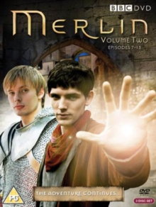 Merlin: Series 1 - Volume 2, DVD  DVD