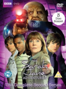 The Sarah Jane Adventures: The Complete Second Series, DVD DVD