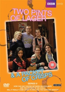 Two Pints of Lager and a Packet of Crisps: Series 8, DVD  DVD