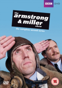 The Armstrong and Miller Show: Complete Series 2, DVD DVD