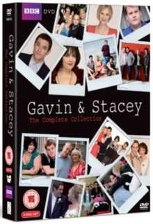 Gavin and Stacey: Series 1-3 and 2008 Christmas Special, DVD  DVD