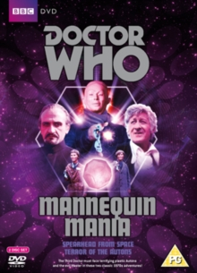 Doctor Who: Mannequin Mania, DVD  DVD