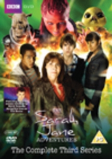 The Sarah Jane Adventures: The Complete Third Series, DVD DVD