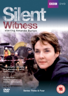 Silent Witness: Series 3 and 4, DVD  DVD