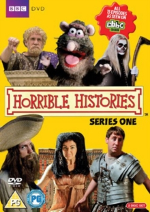 Horrible Histories: Series 1, DVD  DVD