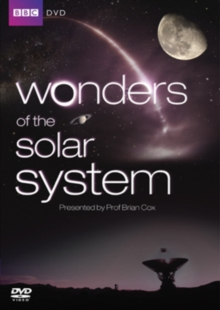 Wonders of the Solar System, DVD  DVD