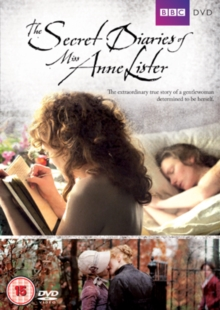 The Secret Diaries of Miss Anne Lister, DVD DVD