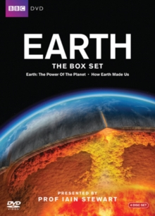 Earth: The Complete Series, DVD  DVD