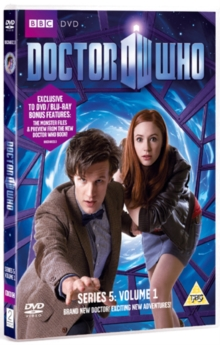 Doctor Who - The New Series: 5 - Volume 1, DVD  DVD