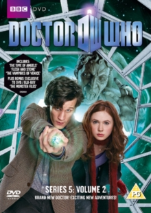 Doctor Who - The New Series: 5 - Volume 2, DVD  DVD