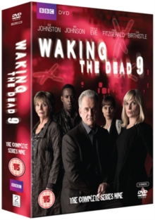 Waking the Dead: Series 9, DVD  DVD