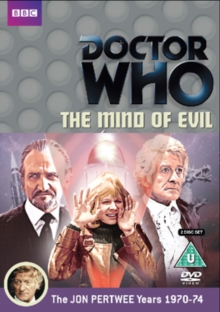Doctor Who: The Mind of Evil, DVD  DVD