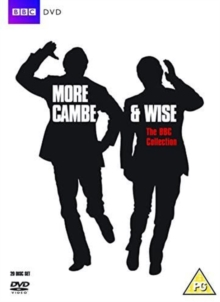 Morecambe and Wise: Complete Collection, DVD  DVD