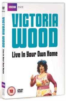 Victoria Wood: Live in Your Own Home, DVD  DVD