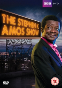 The Stephen K. Amos Show, DVD DVD